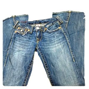 True Religion brand Jeans flare jeans